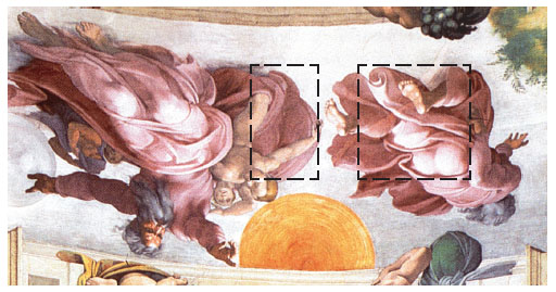 A Shocking Secret Of The Sistine Chapel A Discovery Of